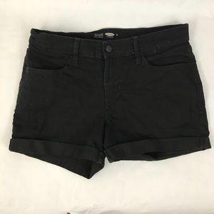 Old Navy Black Shorts